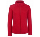 F980510 - Fruit of The Loom•LADY ZIP THRU O-DOOR FLEECE