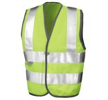 RJ021J1006 - R021J•Junior Safety High-Viz Vest