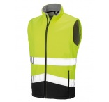 RJ451X1006 - R451X•S/G Printable Safety Softshell Gilet